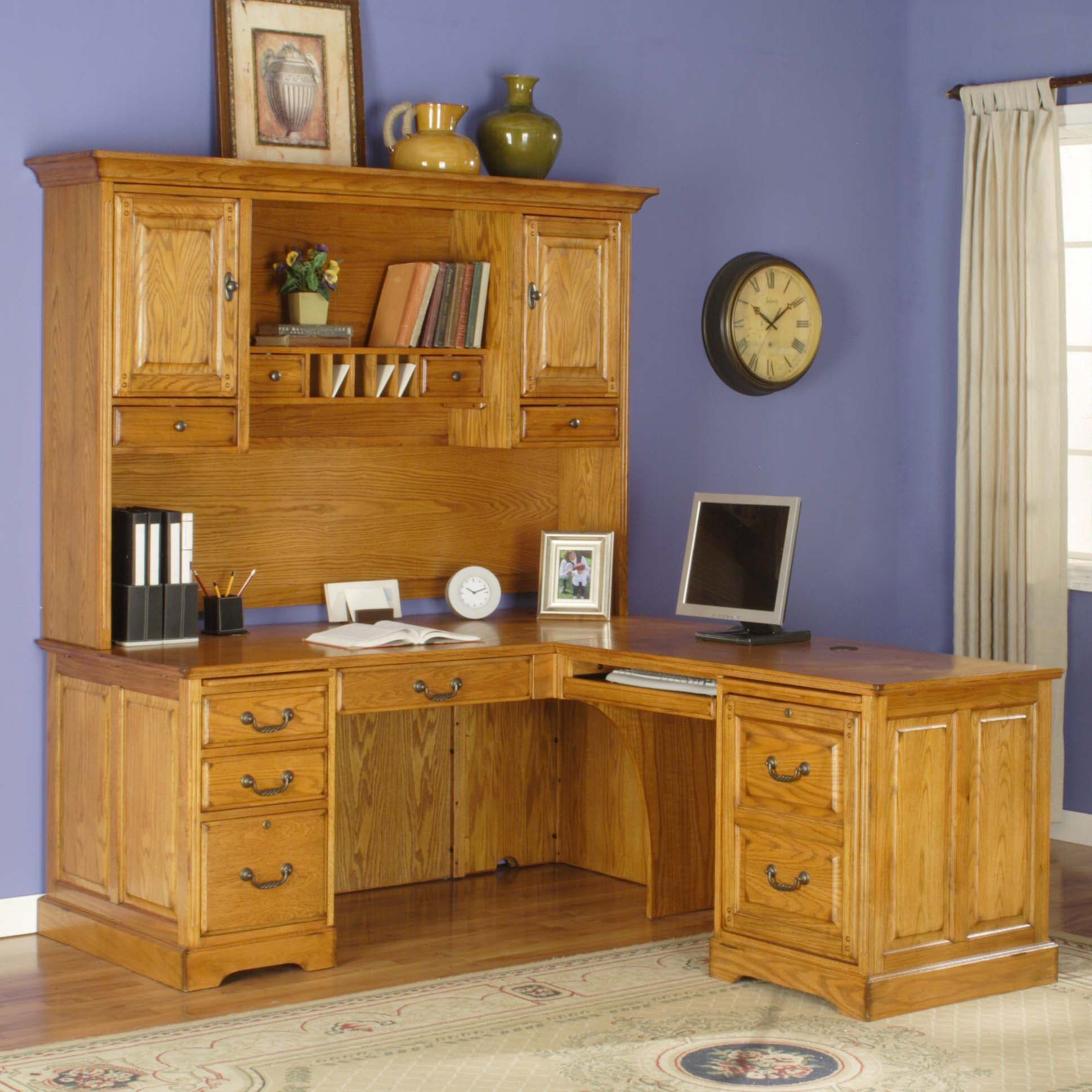 Desk Hutch Ideas
