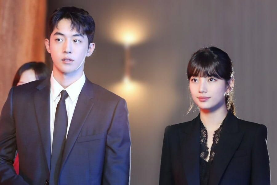 "Suzy And Nam Joo Hyuk's Upcoming Drama ""Start-Up"" Unveils Glimpse Of Its Stars Behind The Scenes"