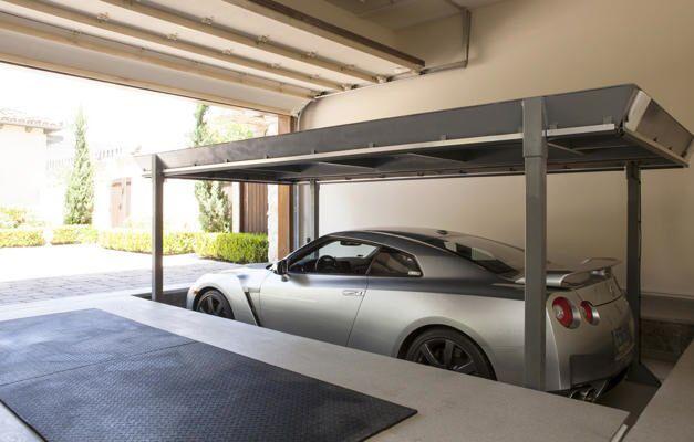 Car Lift Home Car Lift Dream Decor Underground Homes