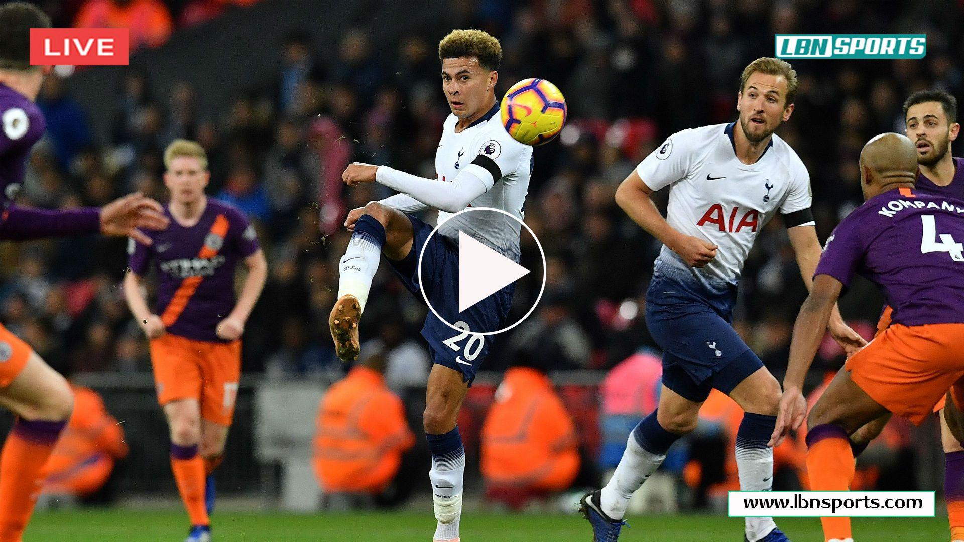 Tottenham vs Man City LIVE! Reddit Soccer Streams 9 Apr