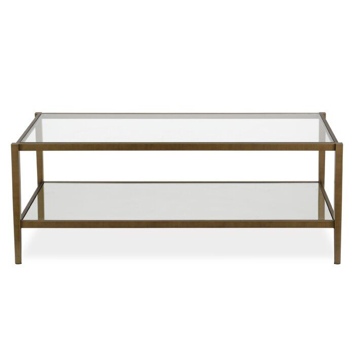 Cheap Studio Apartments Reno: 17H X 45 X 20 World Menagerie Despres Coffee Table