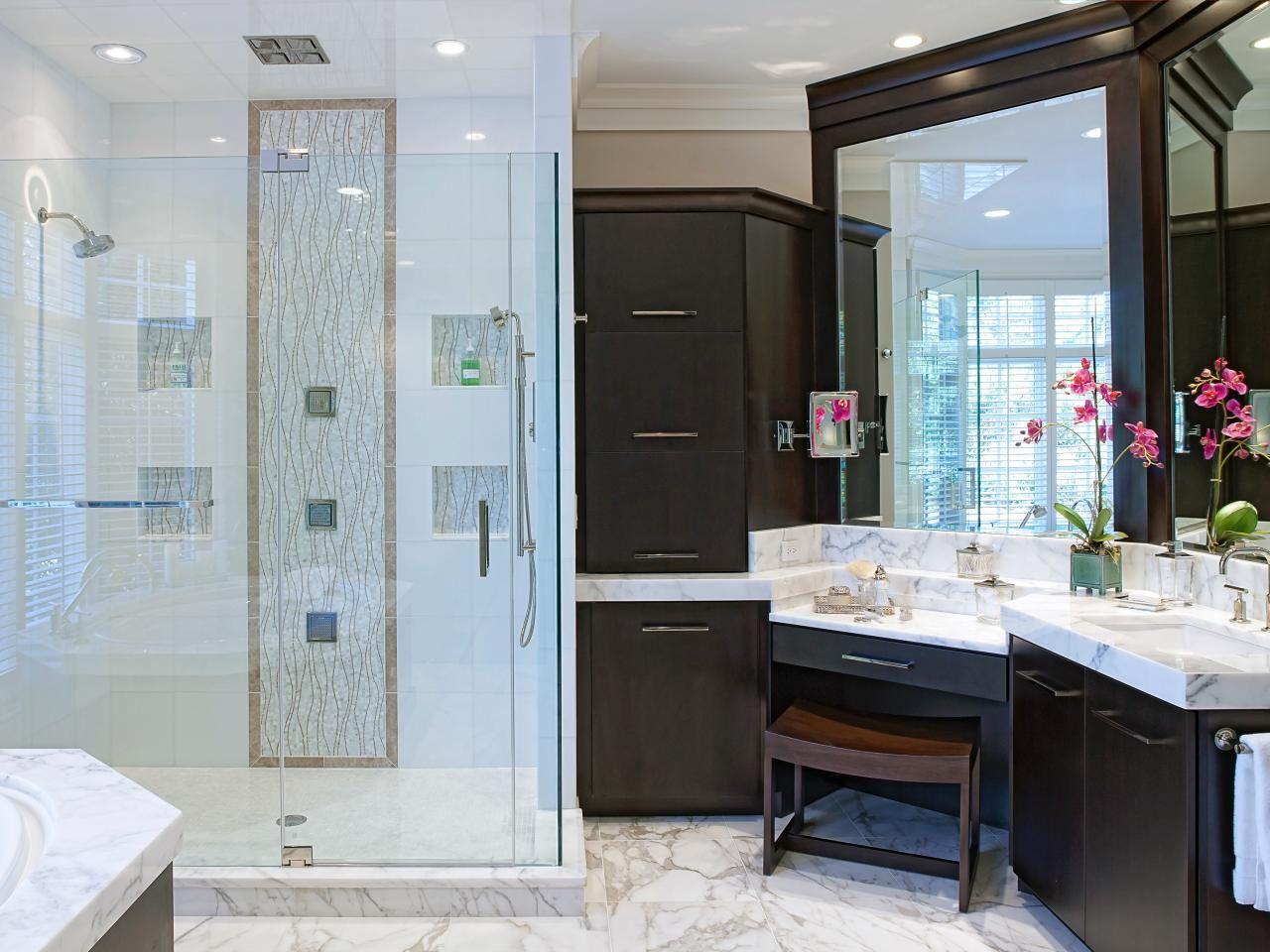 Makeup Vanity In Bathroom Google Search Bath