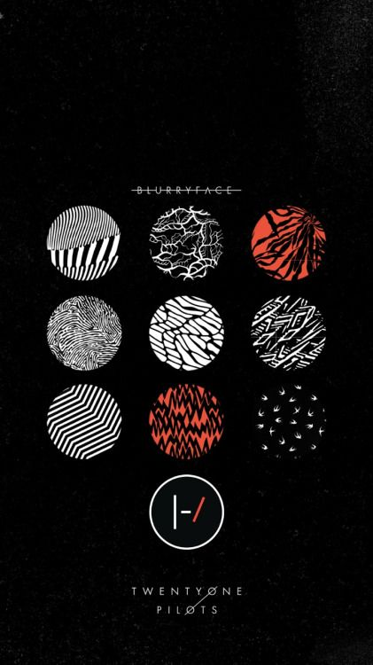 Twenty One Pilots Iphone Wallpaper En 2019 Fondos Para