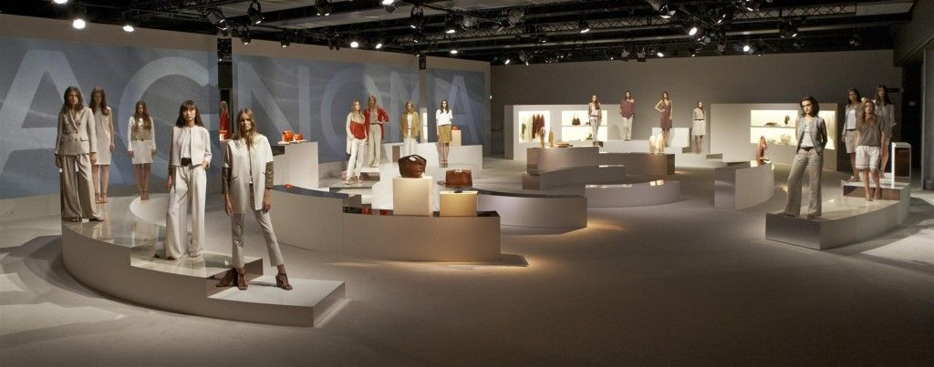 online store 9622e e03a8 Moda Milano 2012: Agnona S/S 2013 | About Cashmere | Shops ...