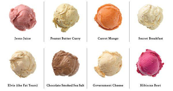 Humphry Slocombe: The Hipster Ice Cream Parlor of Ice Cream Parlors - The Baking Bird