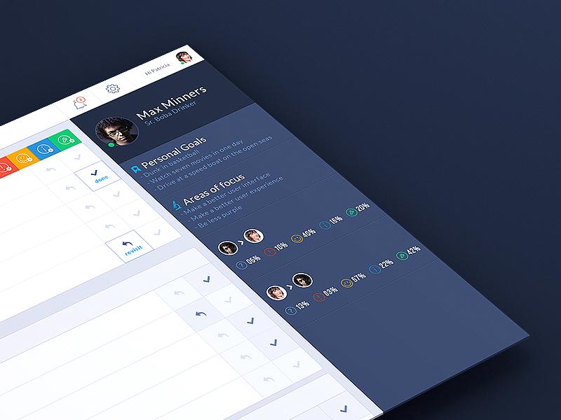 Productivity Web App