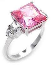 This Is Worth More Than 100 000 Pink Engagement Ring Wedding Rings Vintage Women Rings