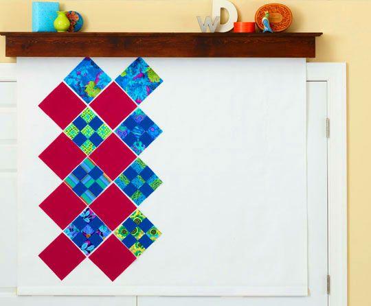 Vanishing Quilt Design Wall Quilting Pinterest Quilt