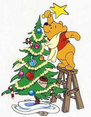 pooh at christmas - Pooh Christmas