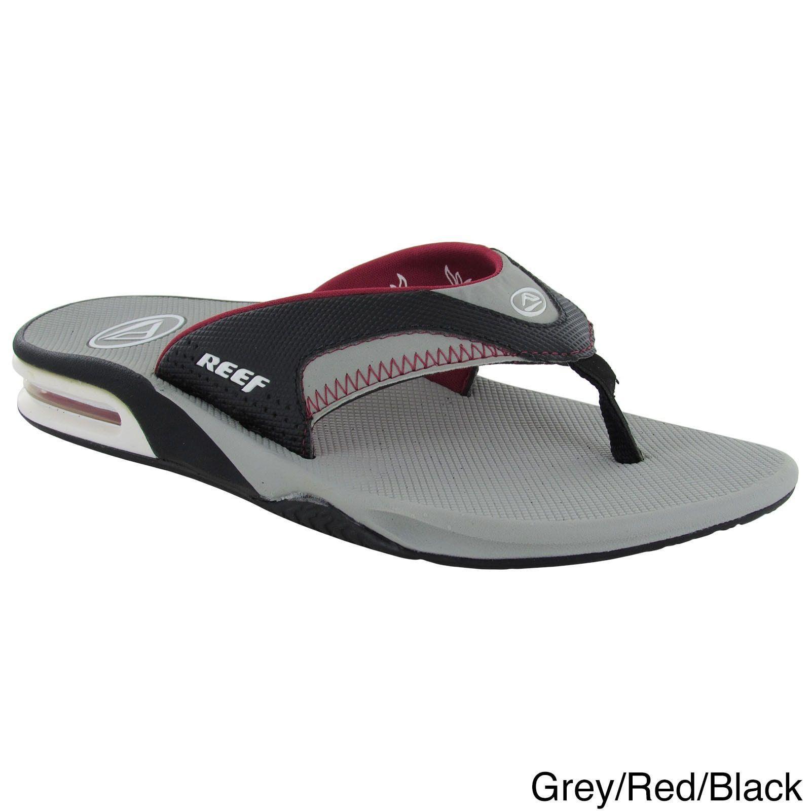 a9a222eca6e99 Reef Mens Fanning Flip Flop Sandals