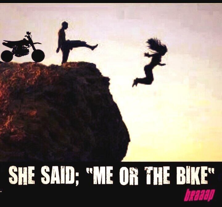 Omg Xd I Think I Will Never Say That D Dirt Bike Quotes