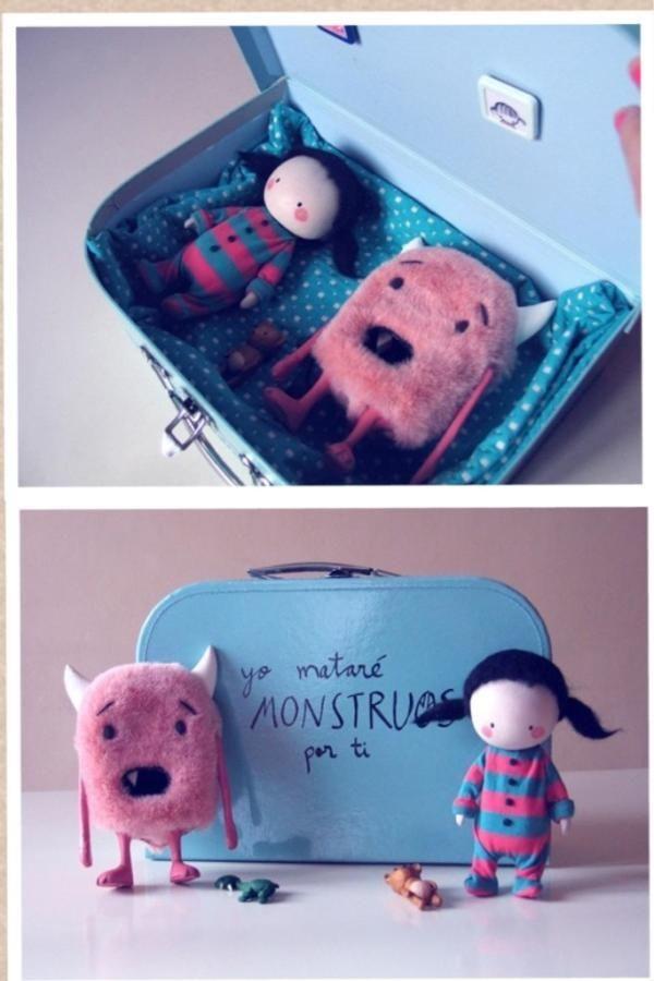 Little monster kit :)