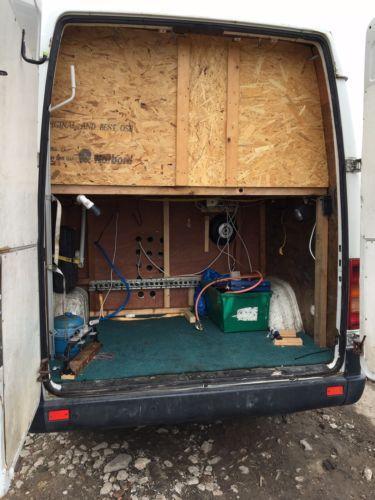 vw lt 35 camper van race van van garage pinterest vw lt 35 and van life. Black Bedroom Furniture Sets. Home Design Ideas