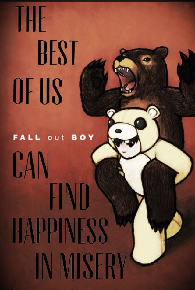 I don't care- fall out boy | Fall Out Boy | Pinterest | Songs ...