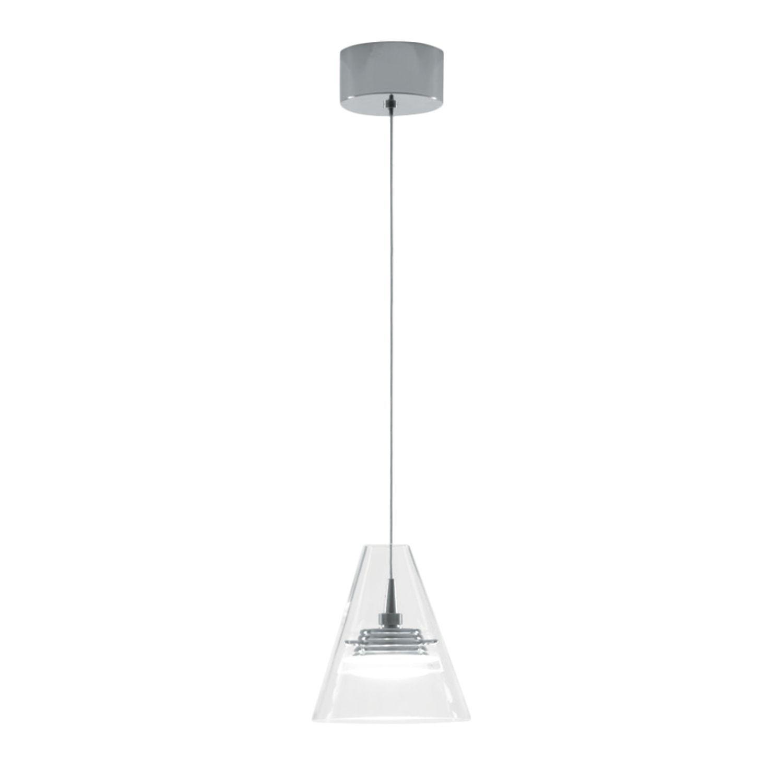 LED-Pendelleuchte Capri by Micron - Glas