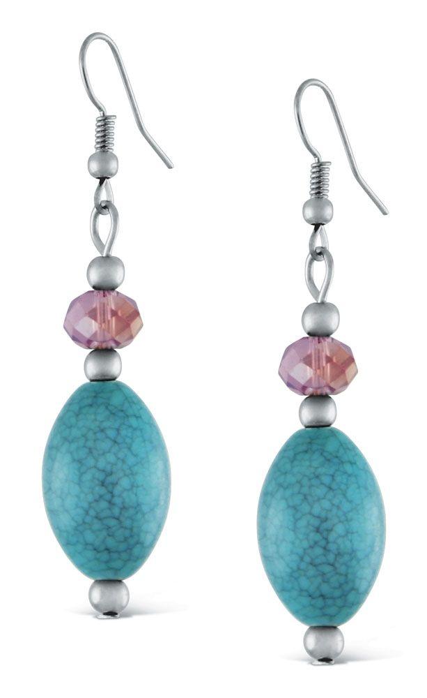 Terra Earrings   AZULI SKYE - The Ultimate Home Jewelry ...