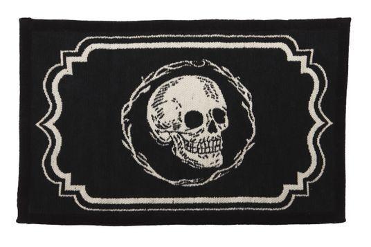 My Designs Skull Bath Mat Target Halloween 2013 spotted
