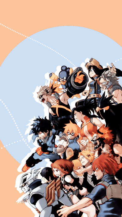 BNHA WALLPAPERS AND AESTHETICS  - BNHA PICS