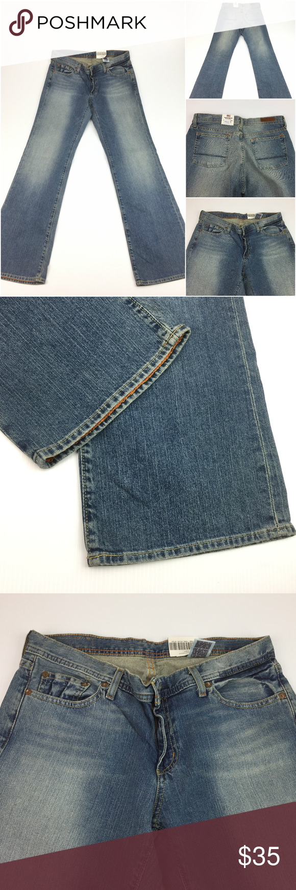642f8675b Polo Jeans Stretch Kelly womens 10 regular S4-4-3 Description  Polo Jeans