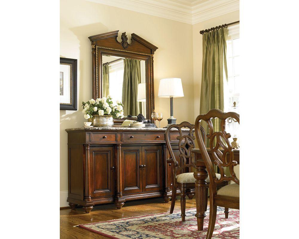 Thomasville Credenza//Dining Room | Dining Room | Pinterest ...