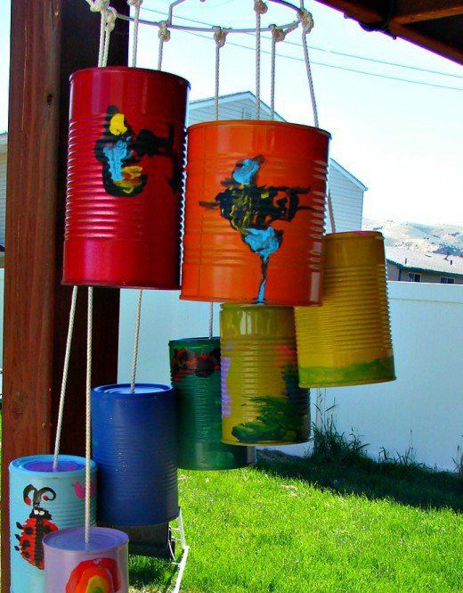 40 Craft Ideas Especially For Boys Cub Scouts Wind Chimes Kids