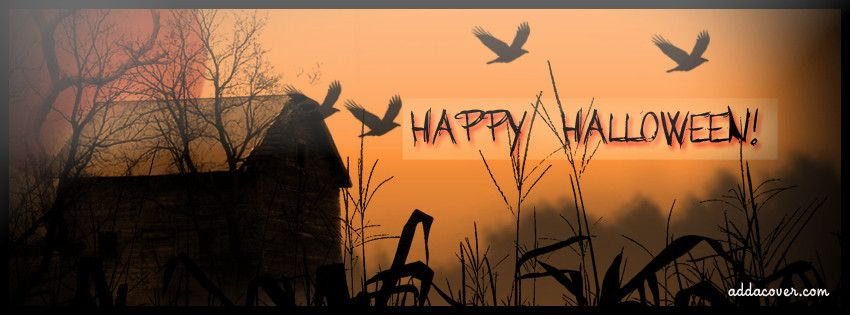 top 10 happy halloween facebook cover timeline photo free download - Halloween Cover Pictures