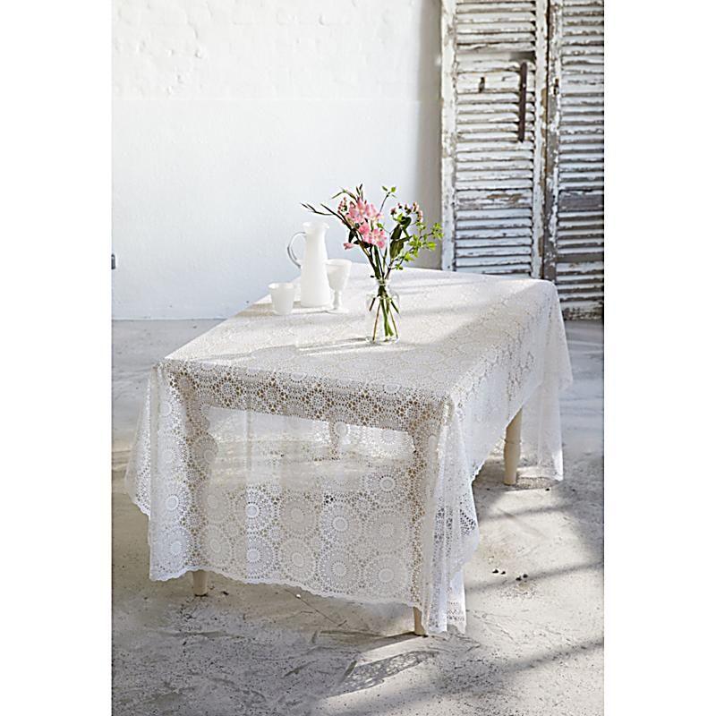 Tischdecke Spitze Weiss 150x264 Jetzt Bei Weltbild At Bestellen Tischdecke Decke Tisch