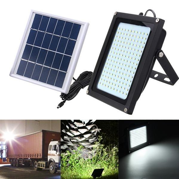 8w Solar Power 150 Led Motion Sensor Flood Light Waterproof Outdoor Garden Path Security Lamp Solar Powered Flood Lights Solar Outdoor Solar