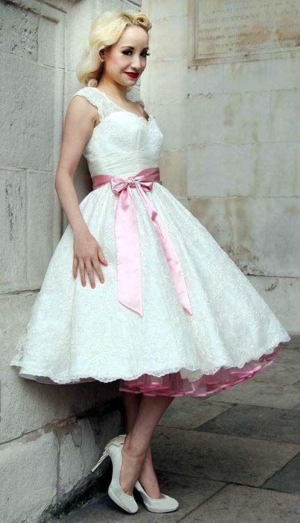 Wunderschönes Kleid, das ich gerne tragen würde.