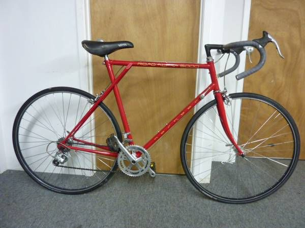 90 S Nashbar Alpha 5000 Lugged Steel Road Bike Bike Road Bike