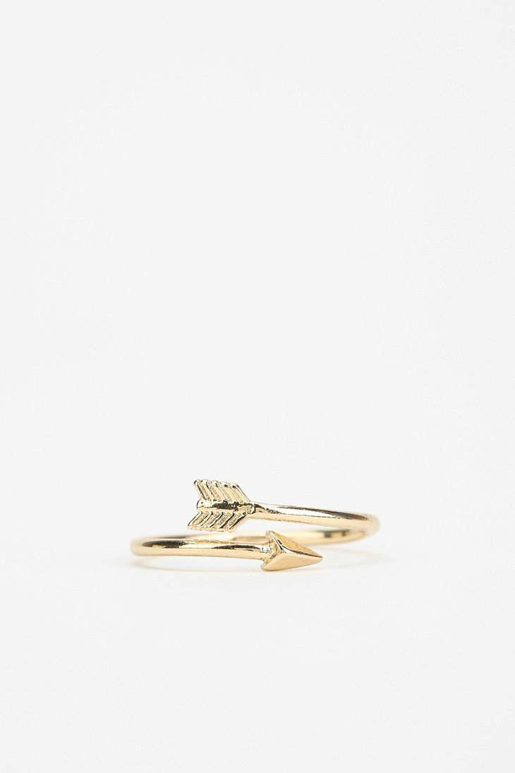Little Arrow Ring