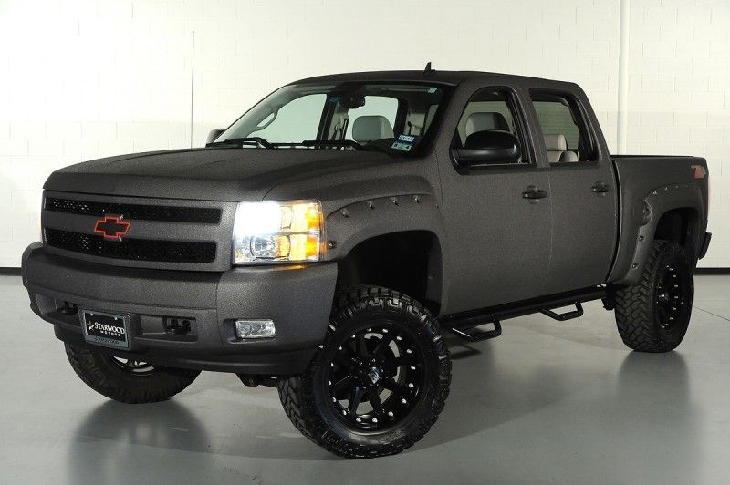 All Vehicle Inventory Chevy Trucks Chevy Silverado 1500 Black