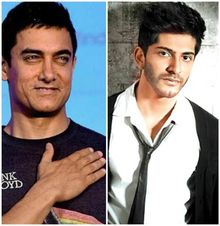 Aamir Khan is my inspiration, reveals Harshvardhan Kapoor!