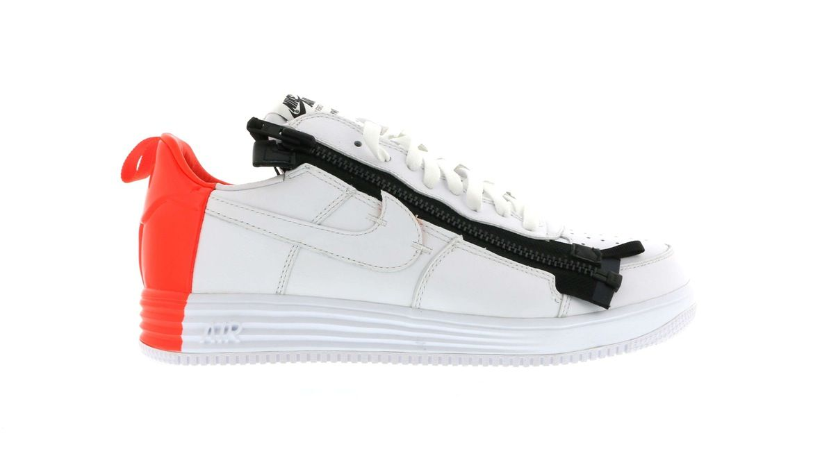 Buy and sell authentic Nike shoes on StockX including the Lunar Force 1 Low  Acronym Bright 72349fad2