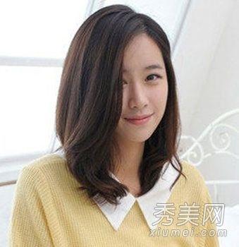 Image By Yinghuei Chu On Cheveux Korean Hairstyle Medium Round