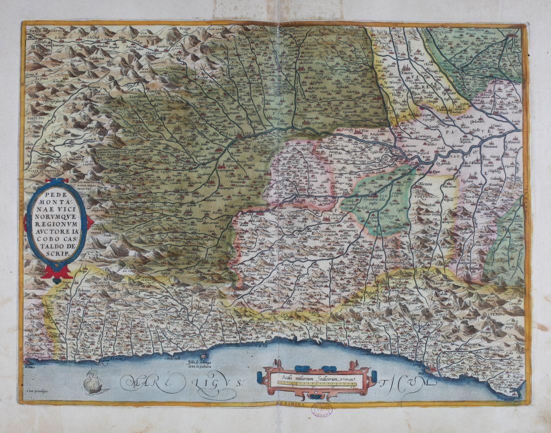 1570 - Theatrum orbis terrarum by Ortelius, Abraham