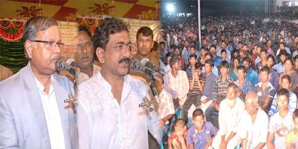 ফজিবর রহমান বাবু, দিনাজপুর থেকে ॥- 'আওয়ামীলীগ সরকার যা প্রতিশ্রুতি দেয় তা বাস্তবায়ন করে' এ কথা উল্লেখ করে