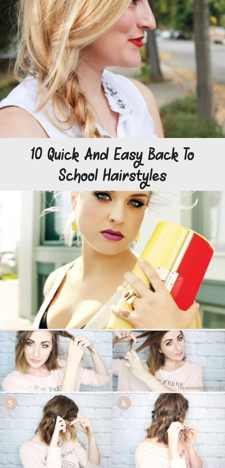 Best Free of Charge 10 Quick And Easy Back To School ...