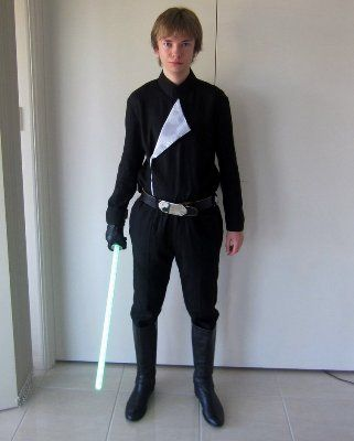 Delightful Luke Skywalker Return Of The Jedi Costume