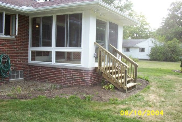 Fairview Home Improvement Installs Patio Enclosures In The Greater Cleveland,  Ohio Area.