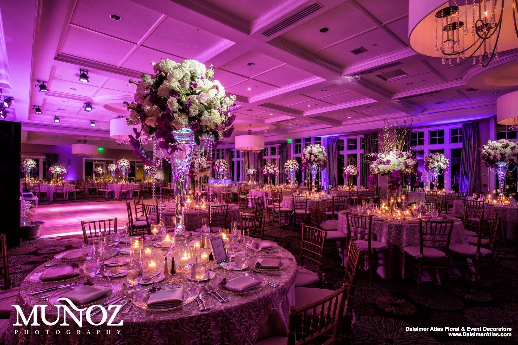 Dalsimer Atlas Fl Event Decorators Wedding Temma And Marc Ballenisles Country Club Palm Beach Gardens Weddings By Pinterest
