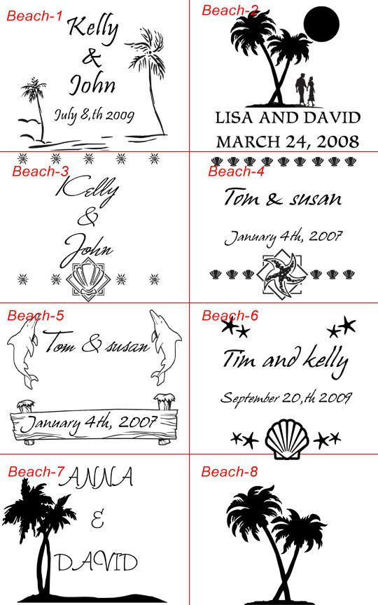 wedding beach clip art free printables beach wedding beach rh pinterest co uk beach wedding clipart free Beach Wedding Invitations