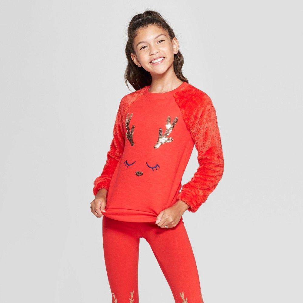 Girls  Flip Sequins Shamrock Dress - Cat   Jack Light Green XS ... 750a203b7