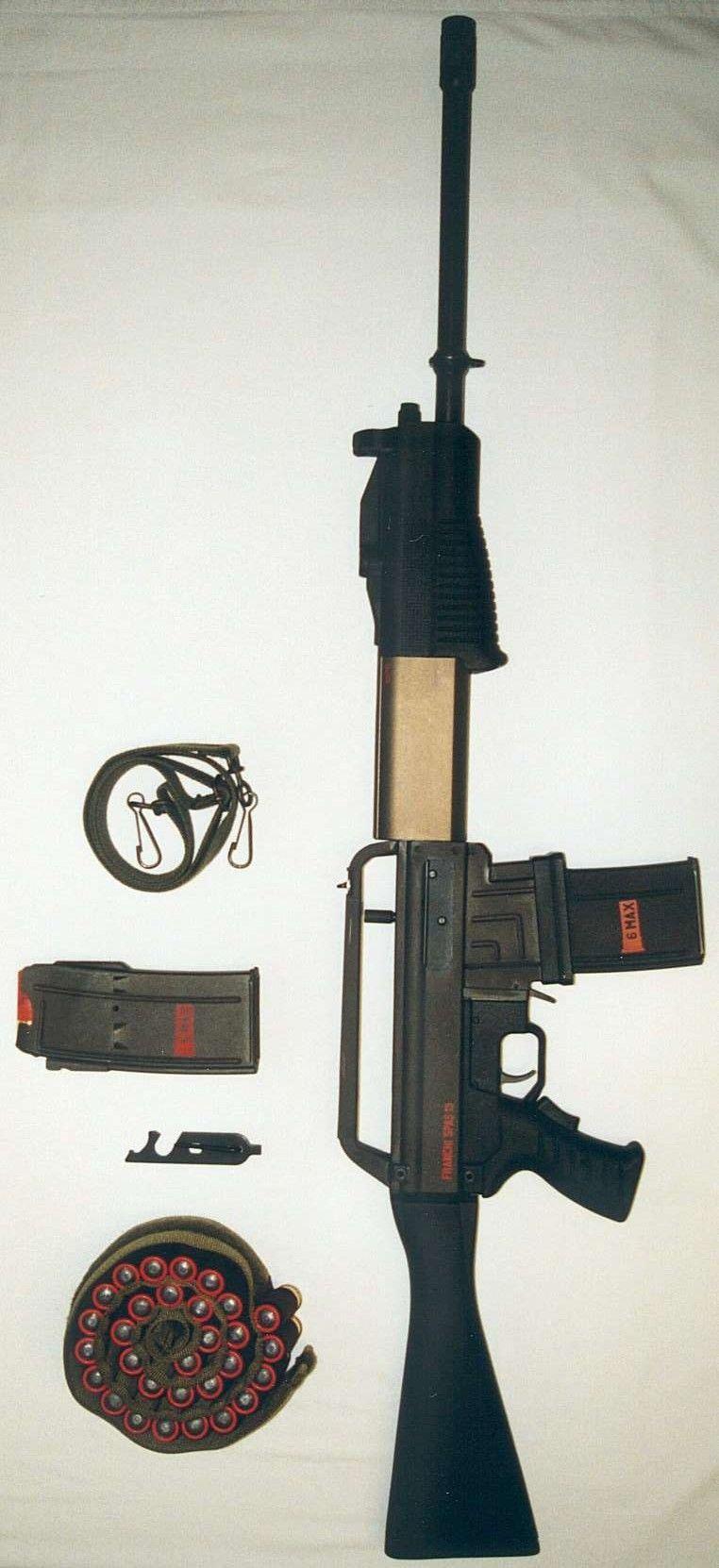 BSA brokovnice