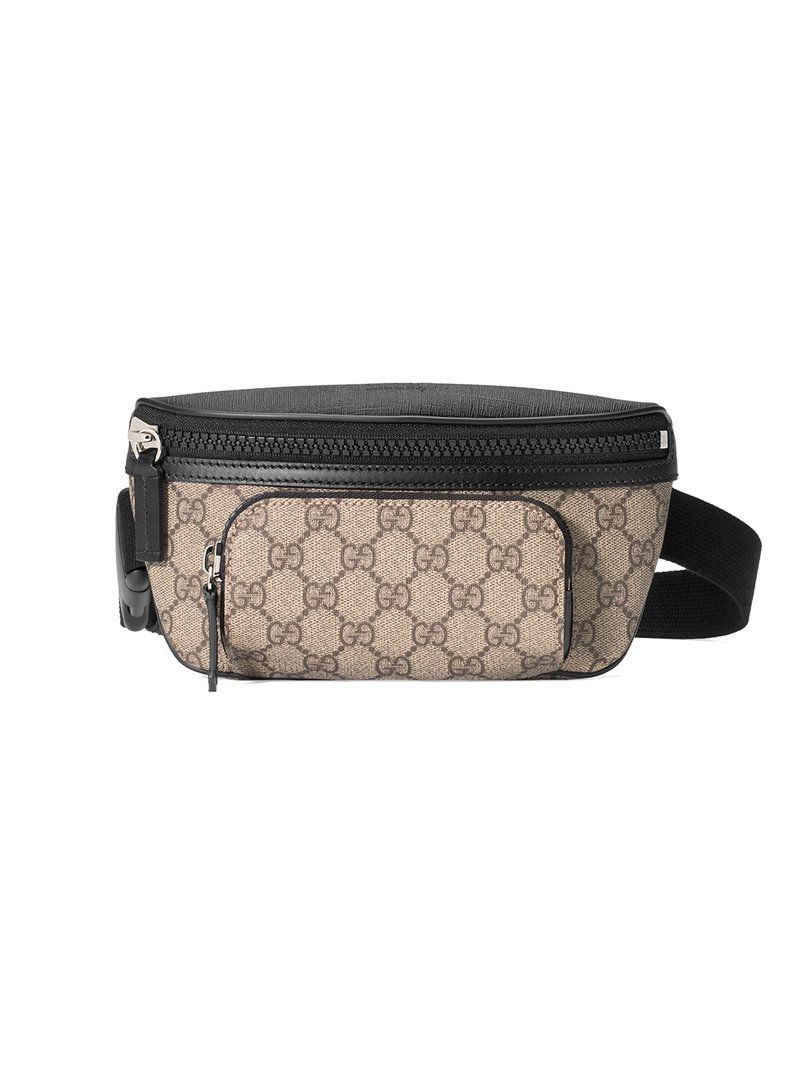 GUCCI .  gucci  bags  belt bags  canvas  nylon  suede  lining ...