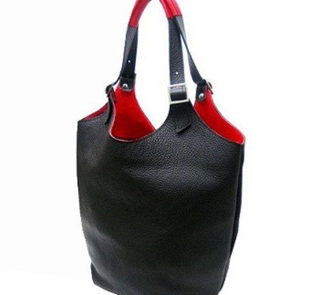 Braun Lederhandtasche von trzykolory3 auf DaWanda.com
