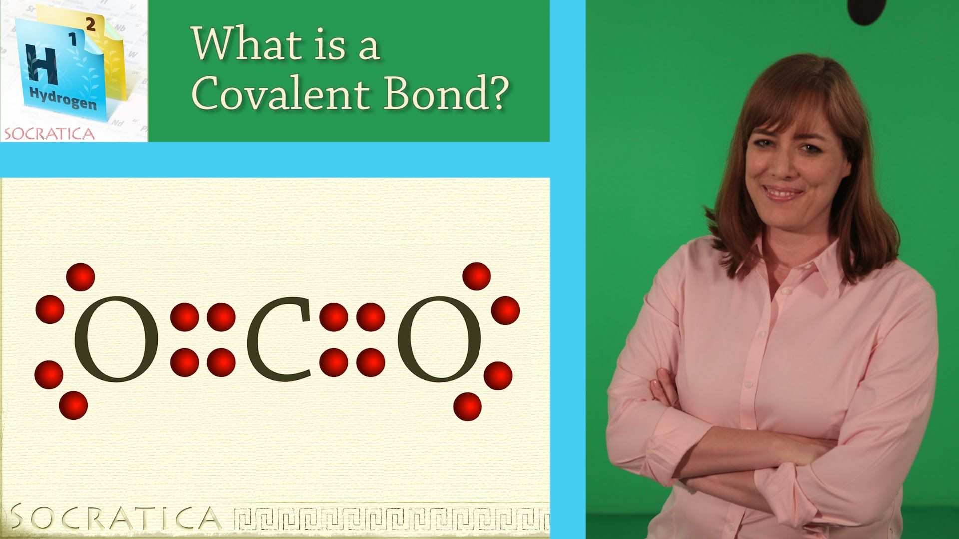 Chemistry What Is A Covalent Bond Polar And Nonpolar