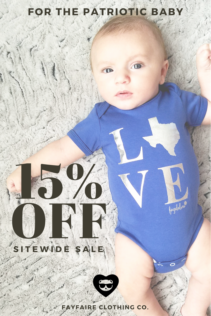 00a7f01c4 Looking for a cute summer outfit? 🌞 Shop our Red White & Blue Sale NOW!  Find the perfect outfit for your little patriotic baby! 🇺🇸