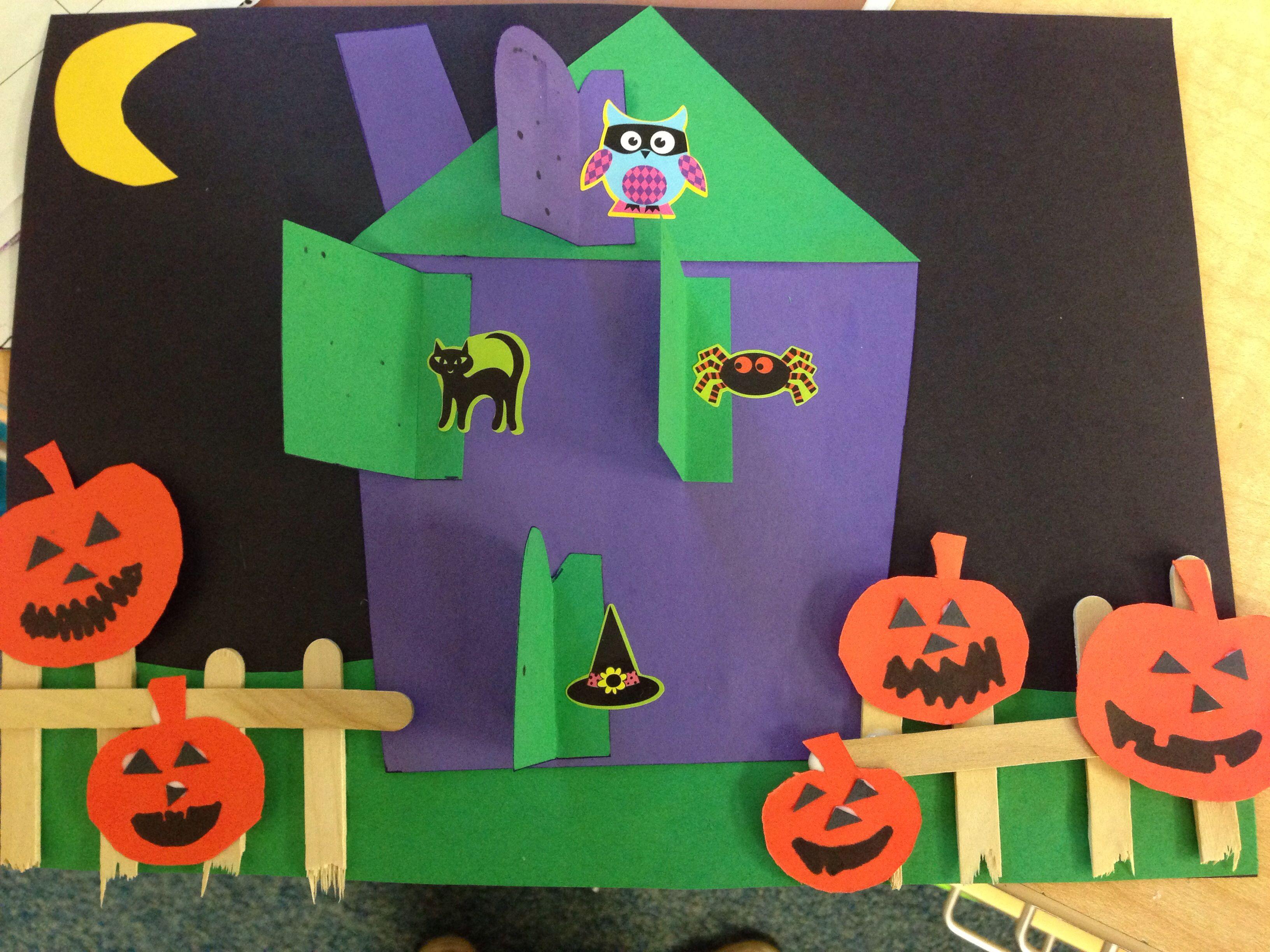 5 Little Pumpkins Preschool Or Kindergarten Craft That