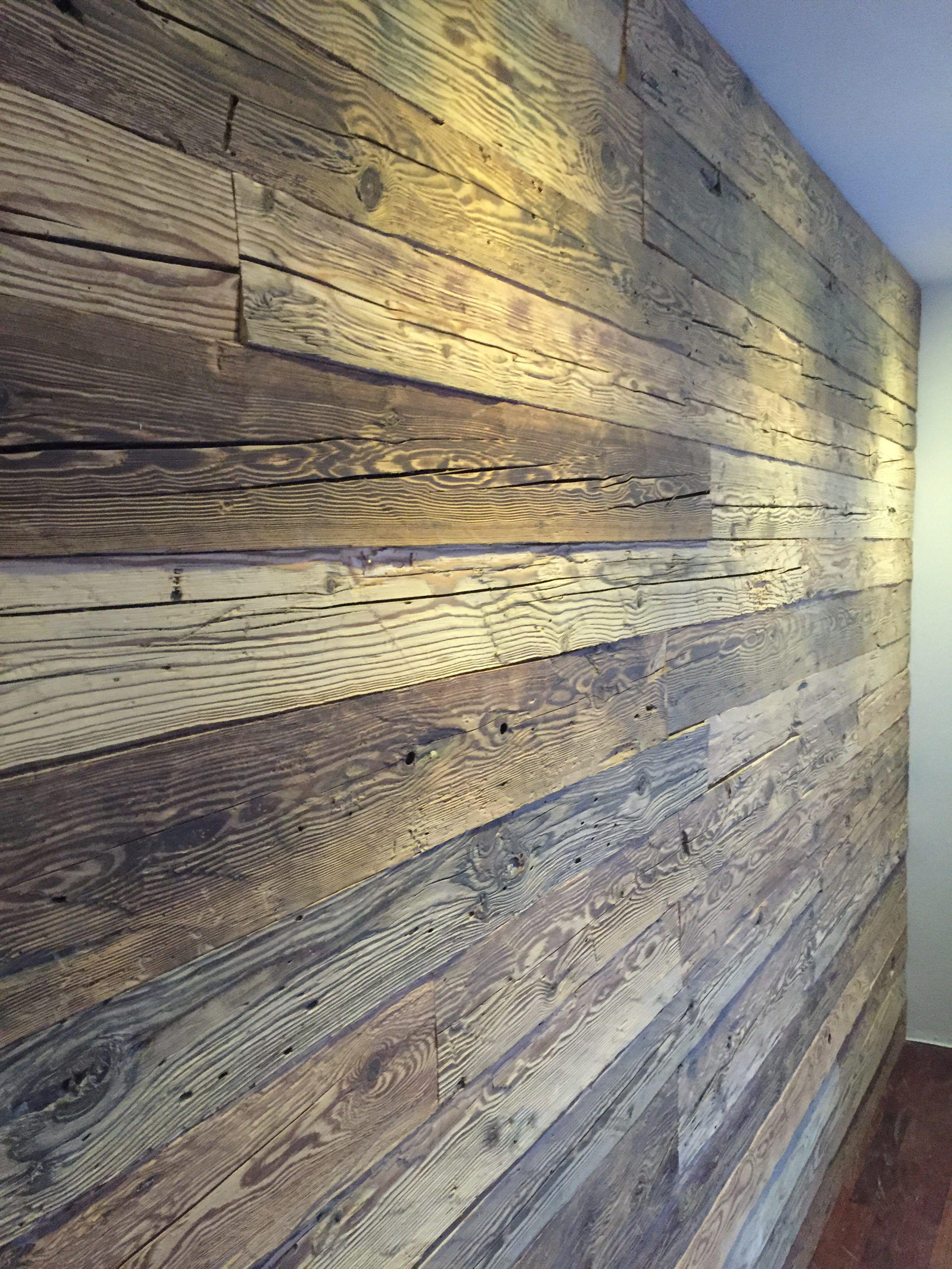 Montage Holz Wandverkleidung Wandverkleidung Wandpaneele Holz Wanddekoration Holz